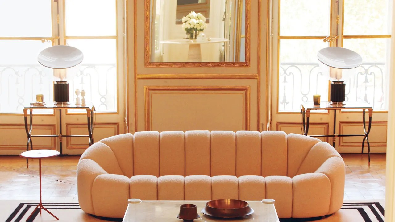Pierre Paulin Sofa The Story Behind Pierre Paulin S Iconic Pumpkins Architectural