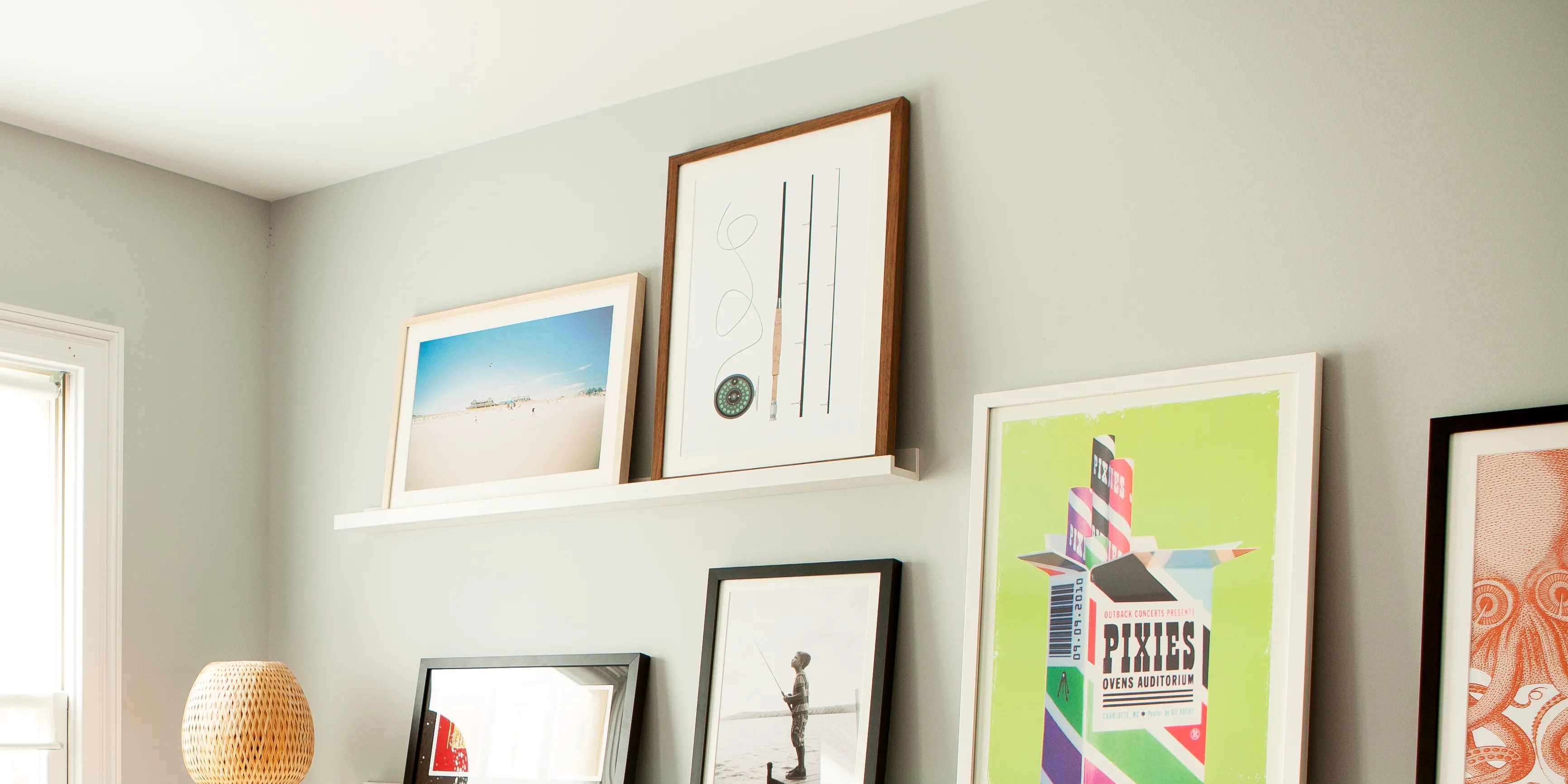 Art Wall 6 Best Sources For Custom Picture Frames Online Architectural Digest