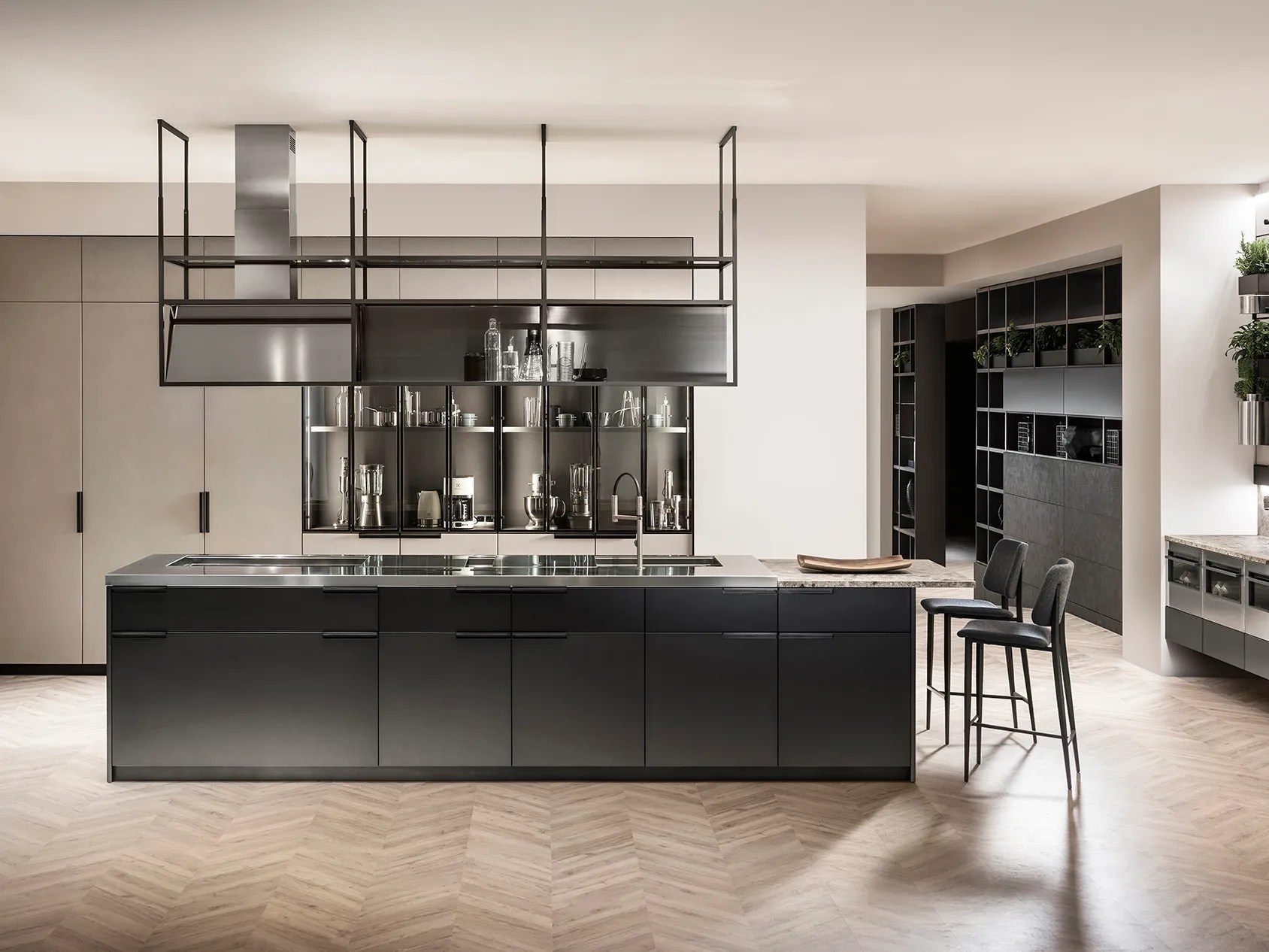 Poggenpohl Amsterdam The Biggest Trends In Kitchen Design From Eurocucina