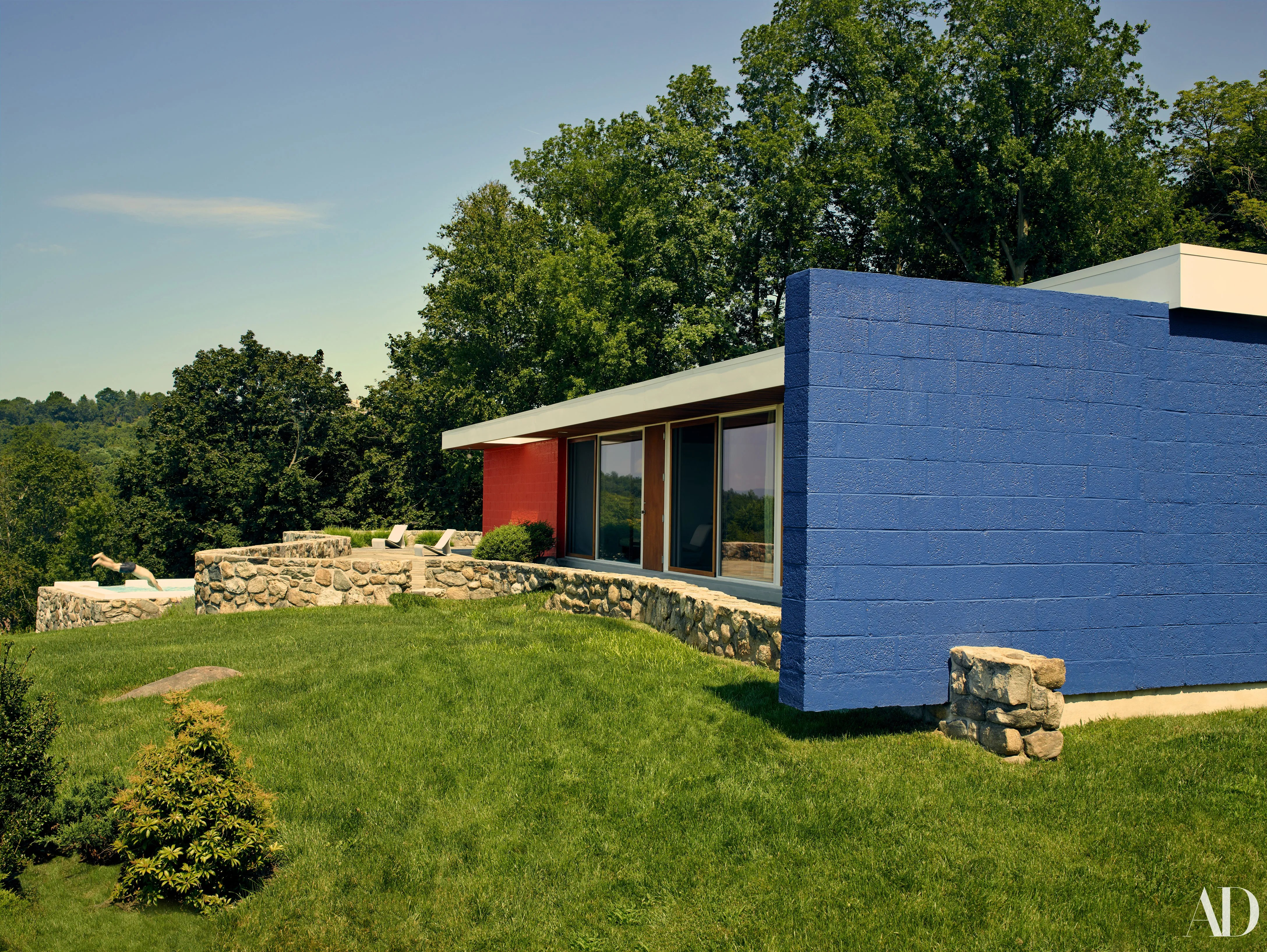 Marcel Breuer A Marcel Breuer House On The Hudson Is Restored To Modern Magic | Architectural Digest