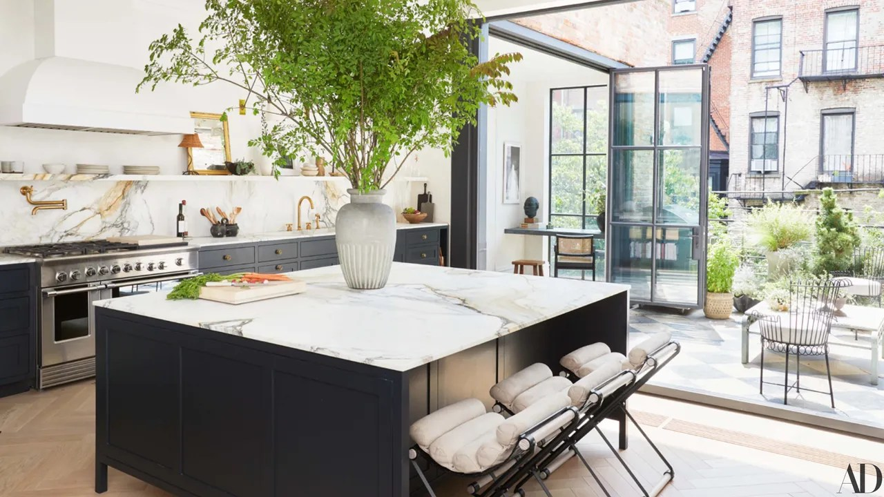 /home How This Stunning Brooklyn Townhouse Became A Forever Family Home