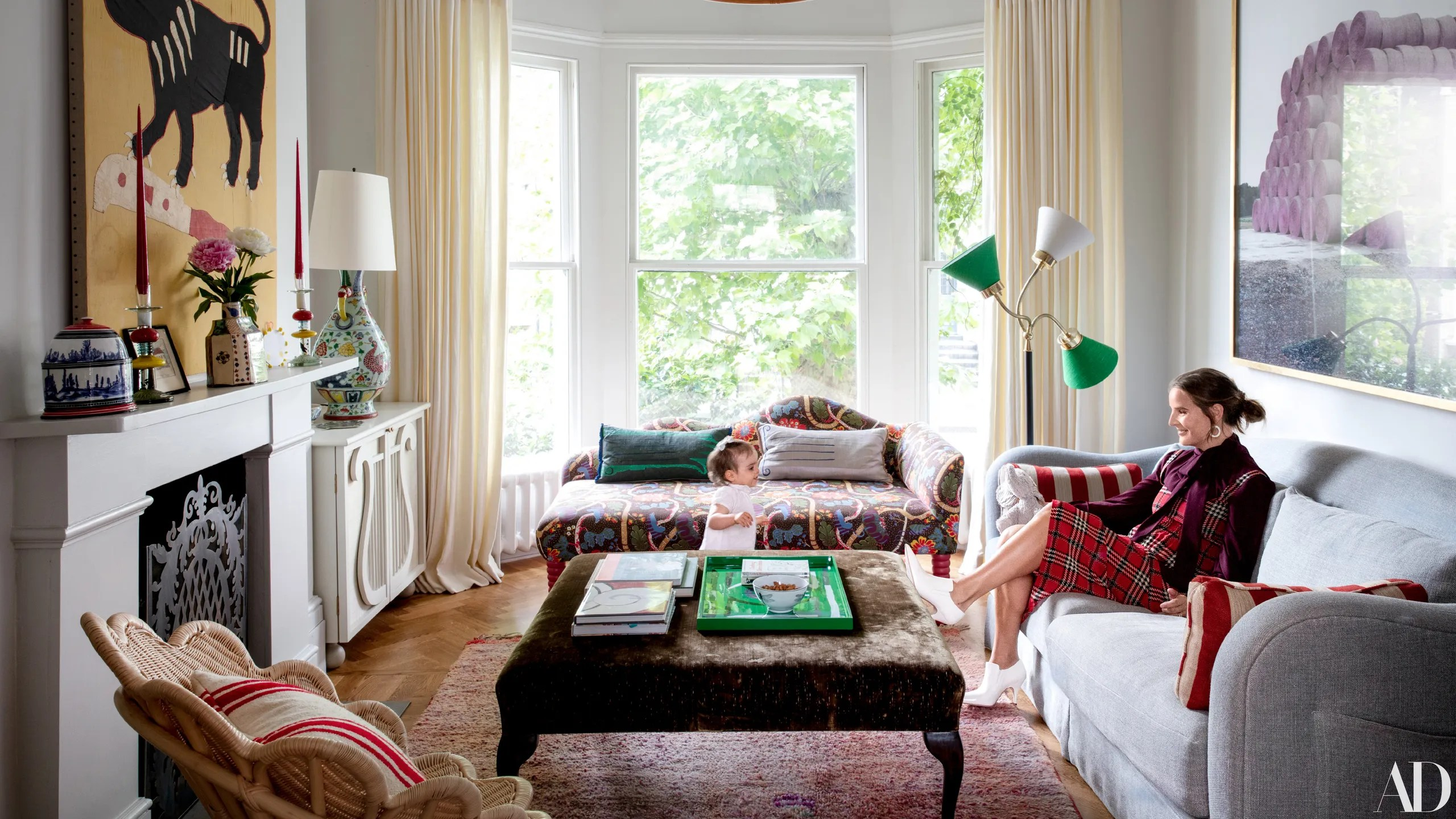 Inside A Young Designer S Charming London Home Architectural Digest