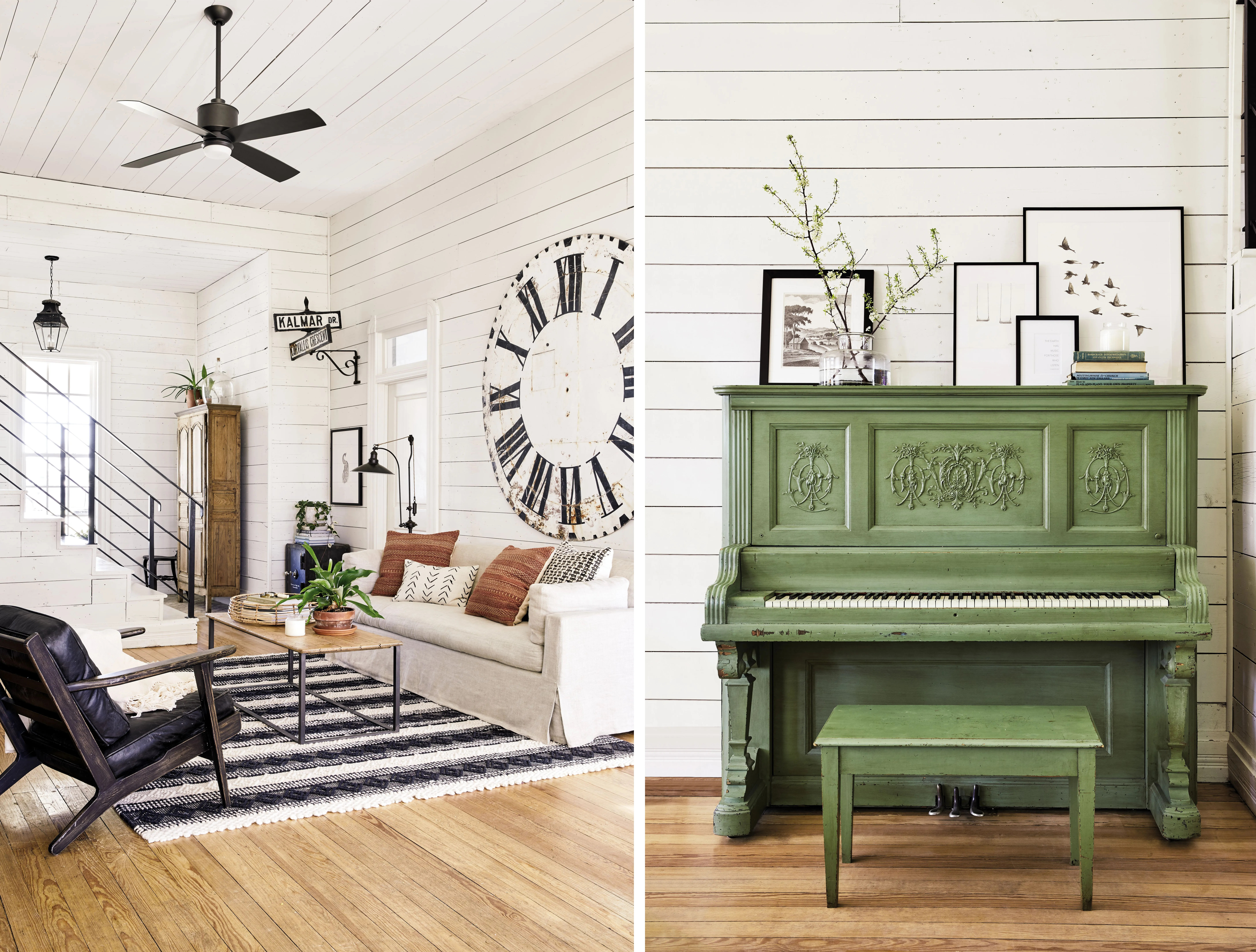 Joanna Gaines Opens The Door To Her Dreamy Family Farmhouse Architectural Digest
