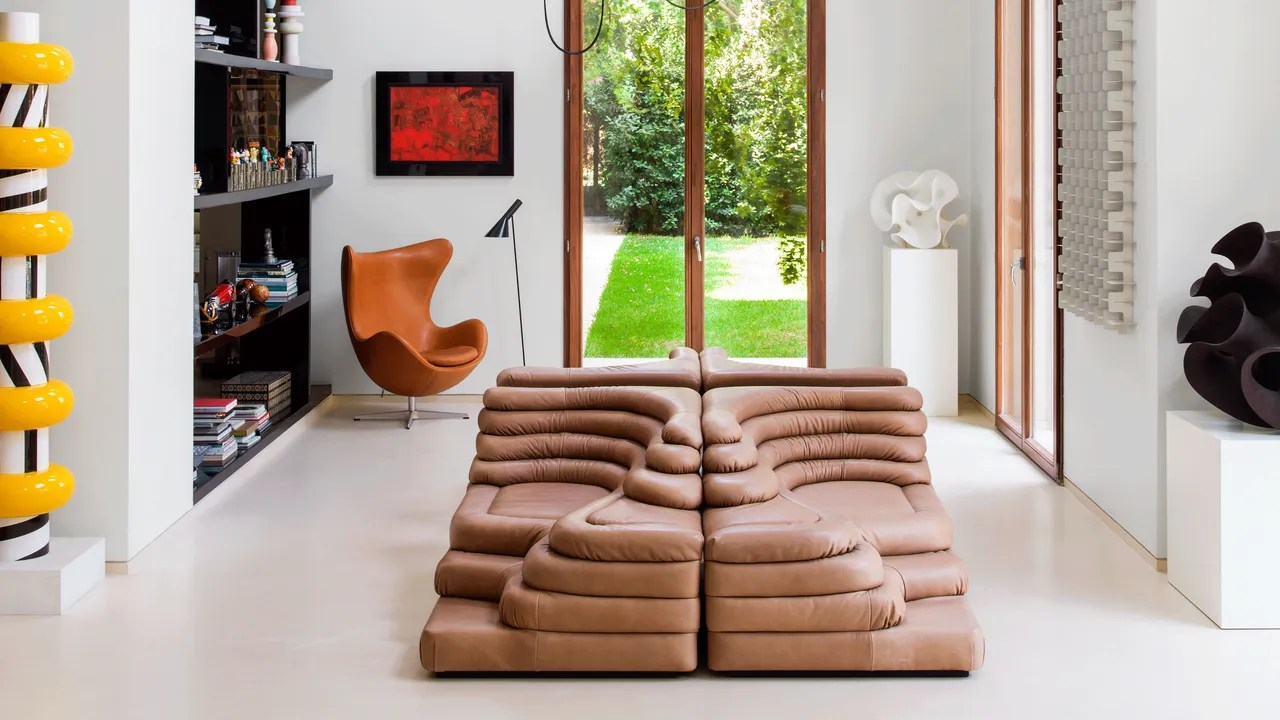 Couch Magazin The Story Behind The Terrazza Sofa S Iconic Design Architectural