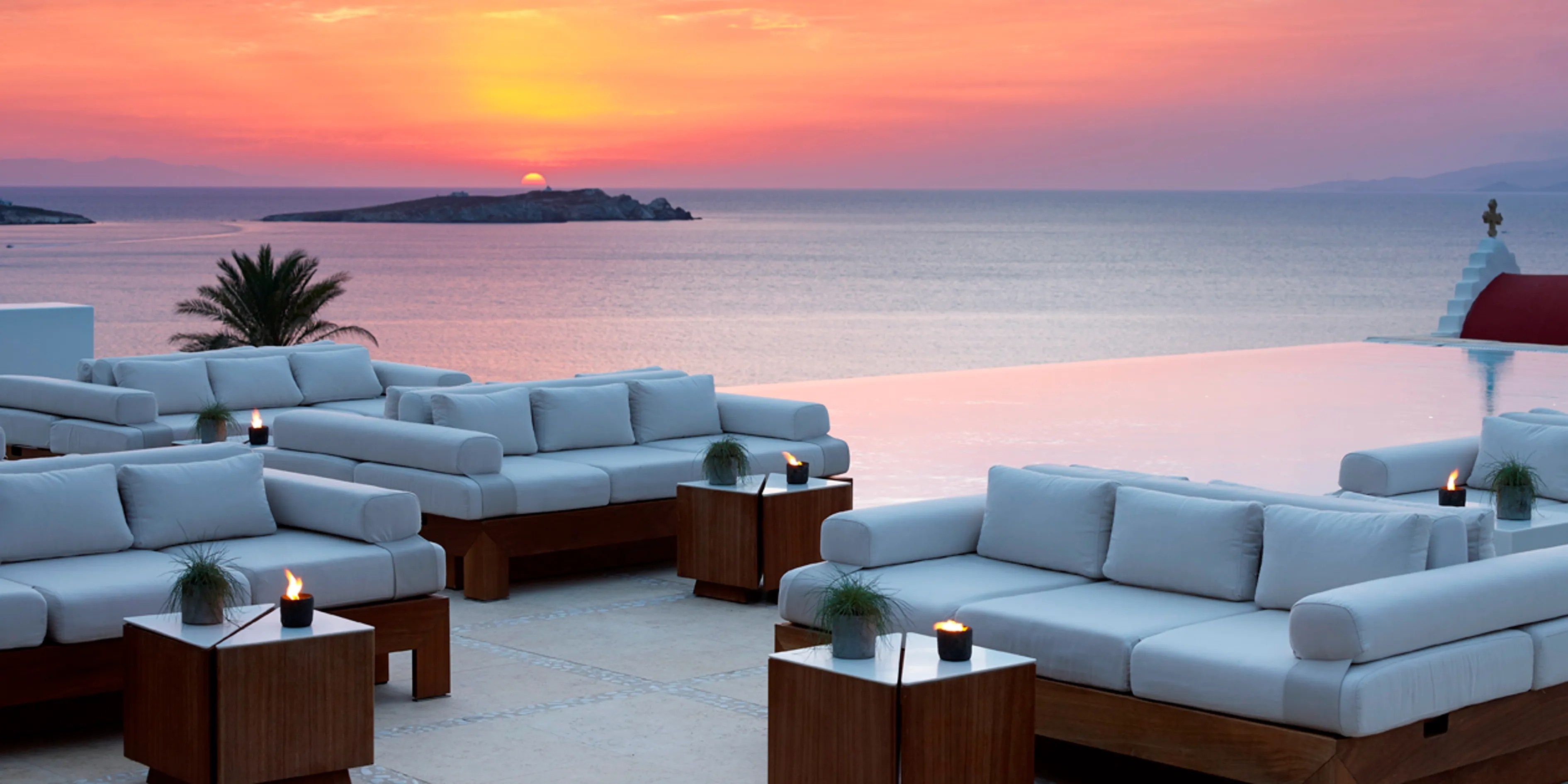 Sofa House Greece The Most Beautifully Designed Greek Island Hotels Architectural