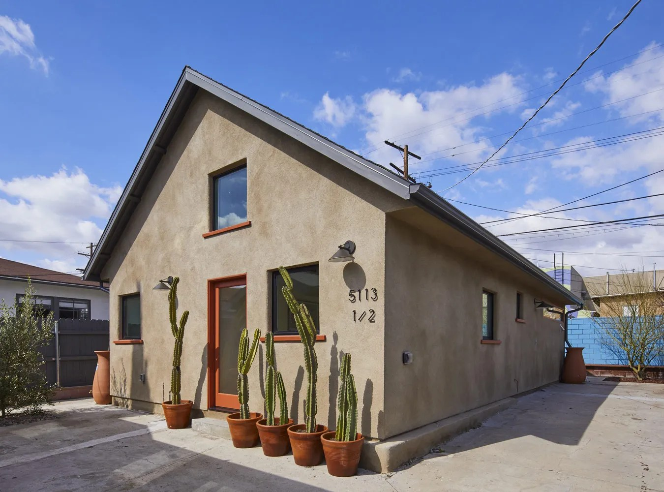 Accessory Dwelling Units Are On The Rise And This One Is Cute As A Button Architectural Digest