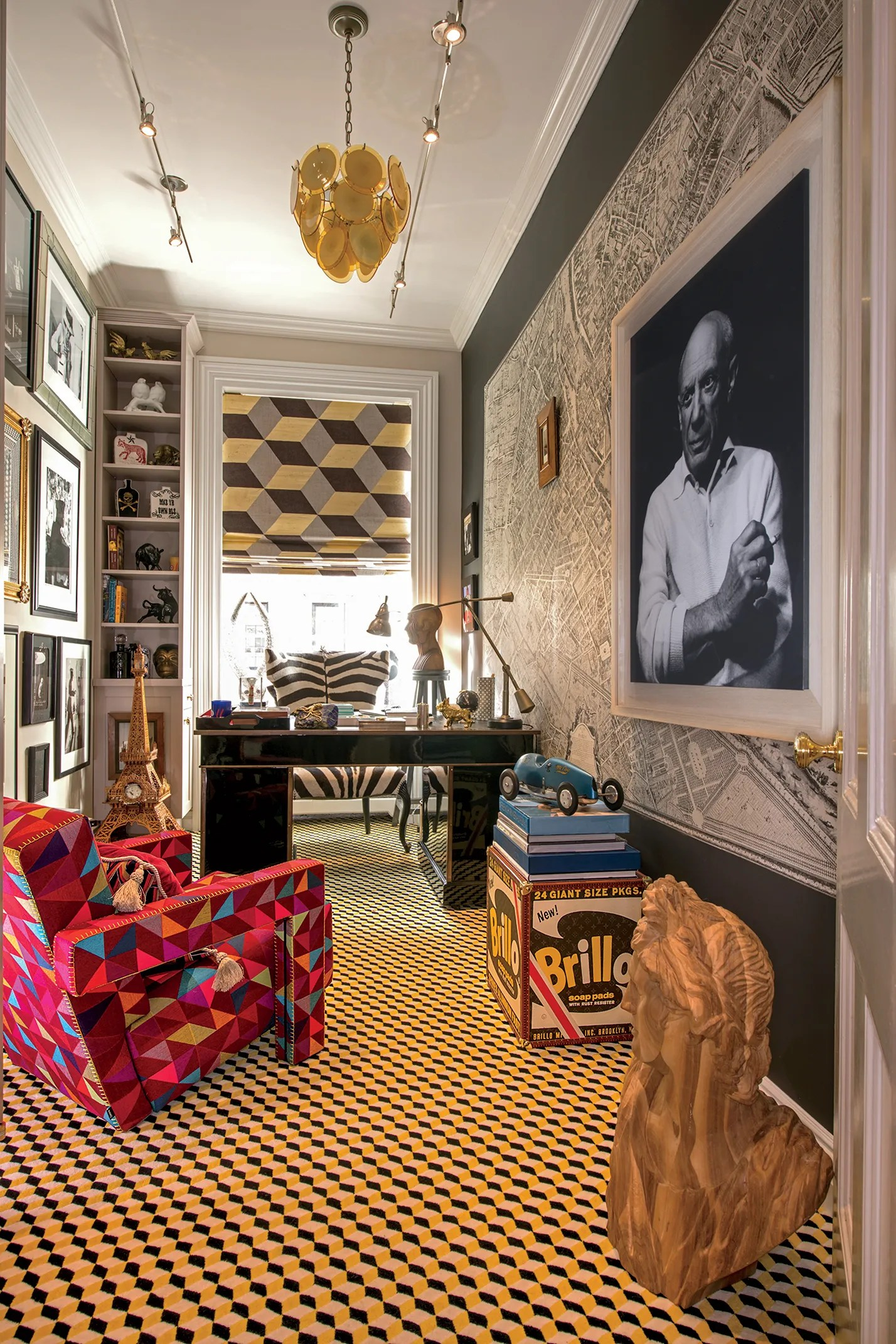 18 Of The Most Beautiful Home Offices In Ad Architectural Digest