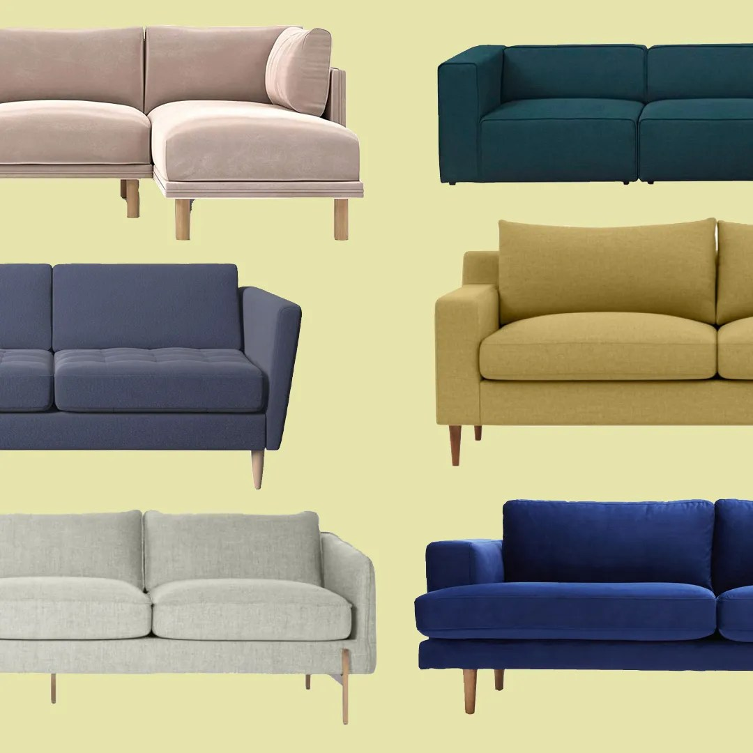 31 Best Affordable Sofas That Don T Look Like Affordable Sofas Architectural Digest