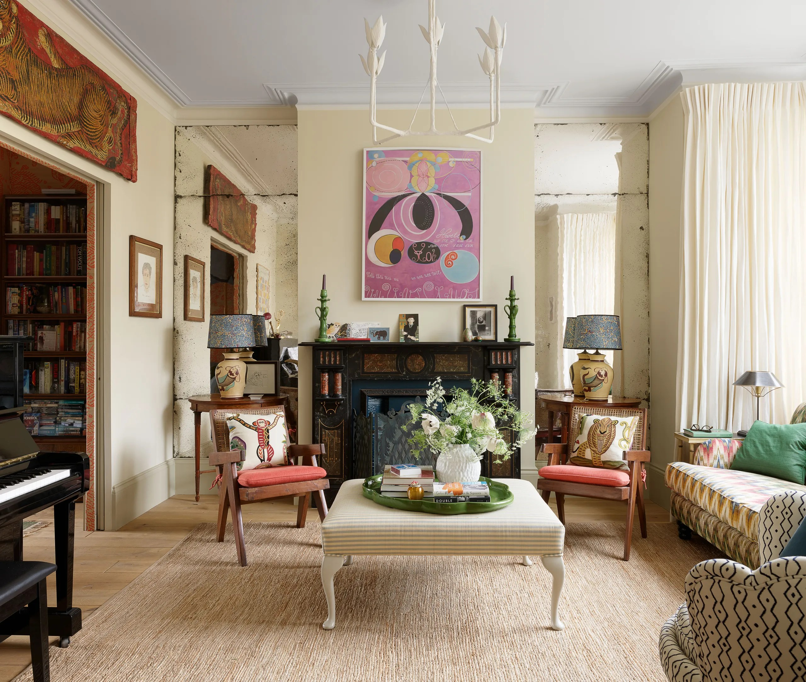 Step Inside A Charming Circa 1903 Redbrick In Queen S Park Architectural Digest