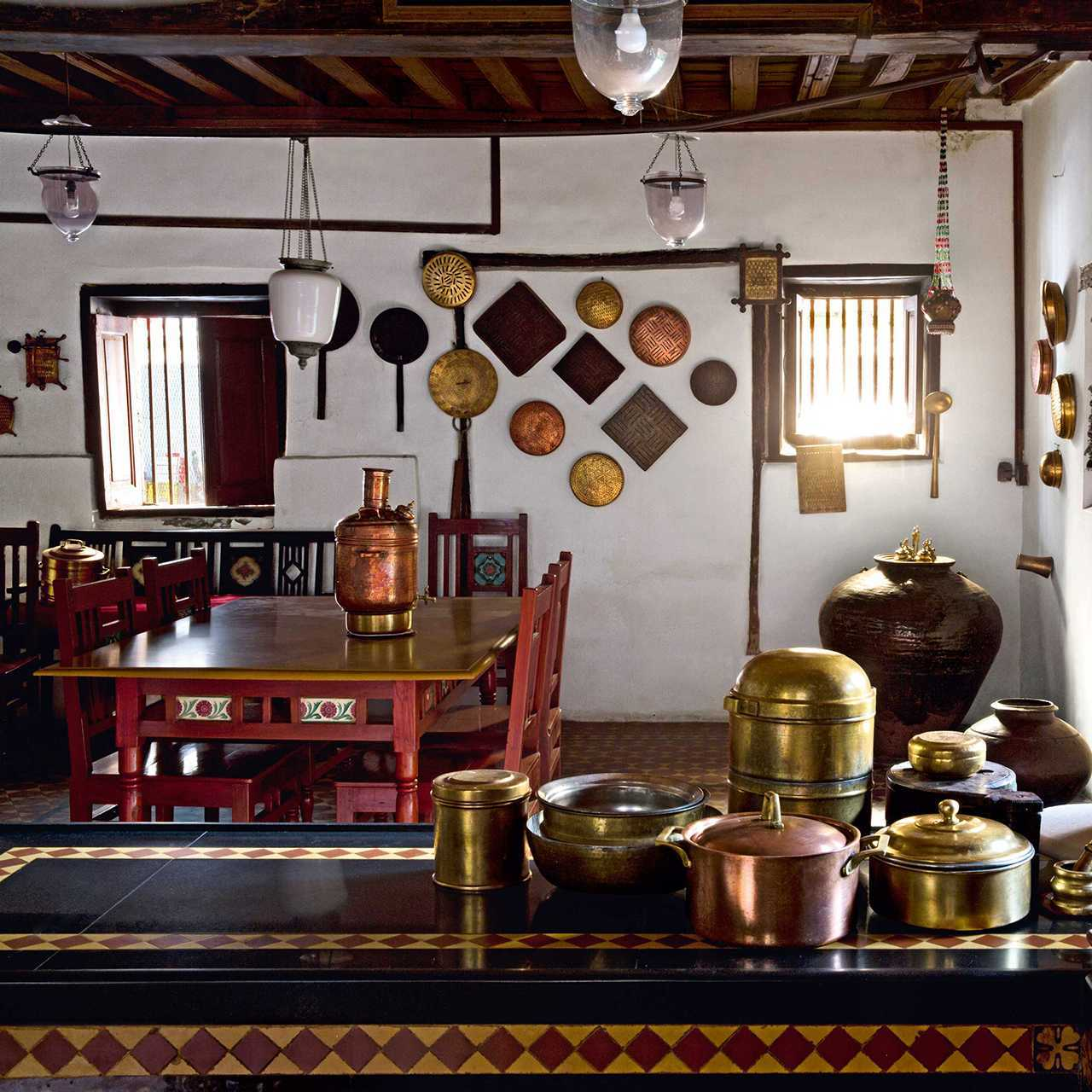 Kitchen King Ahmedabad The Story Of A 350 Year Old Haveli In Ahmedabad Ad India