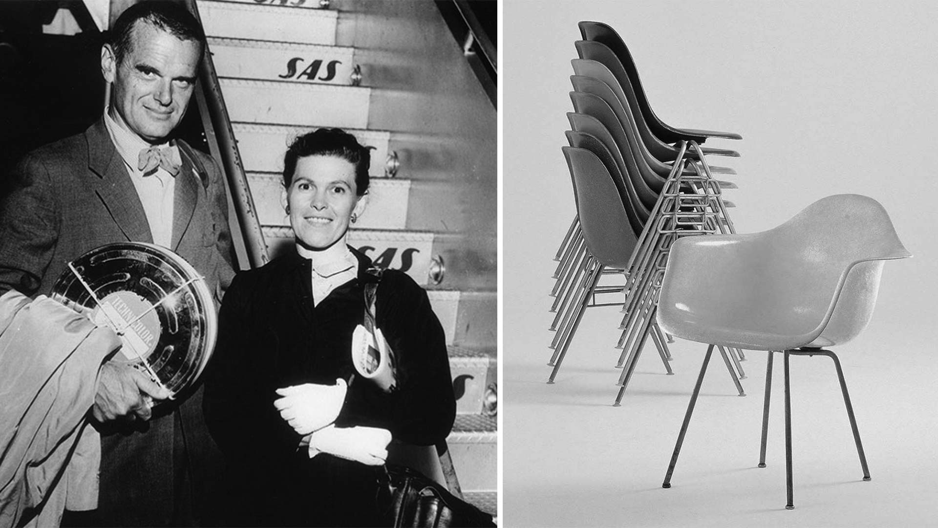 Ray And Charles Eames Vitra Design Museum Celebrates The Work Ray And Charles Eames