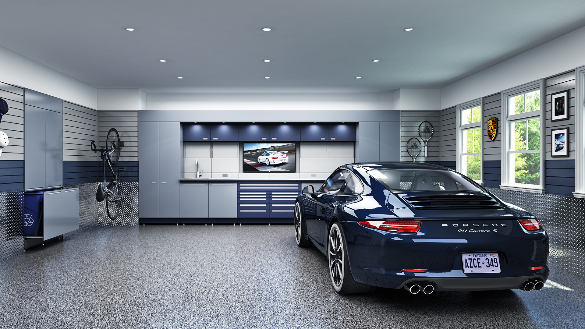 Garage Design Tips Vastu For Home 8 Tips For A Clutter Free Garage And Well
