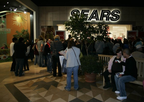 Arkansas stores not on initial list of Sears closings | NWADG