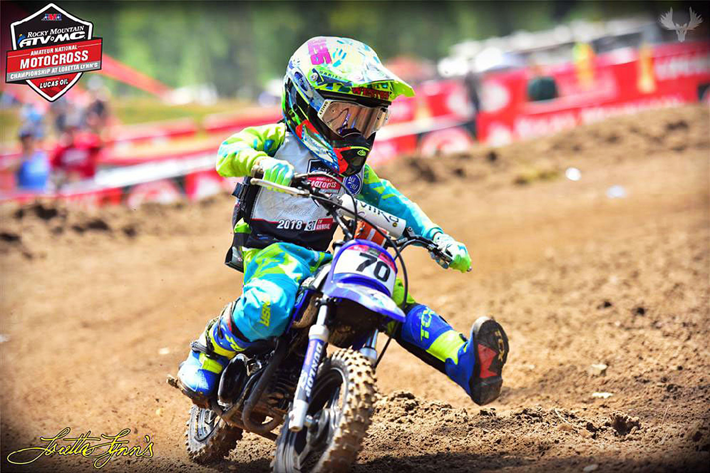 Motocross Garage Accessories The Motocross Kid 7 Year Old Arkansan Is Dirt Bike Champion In