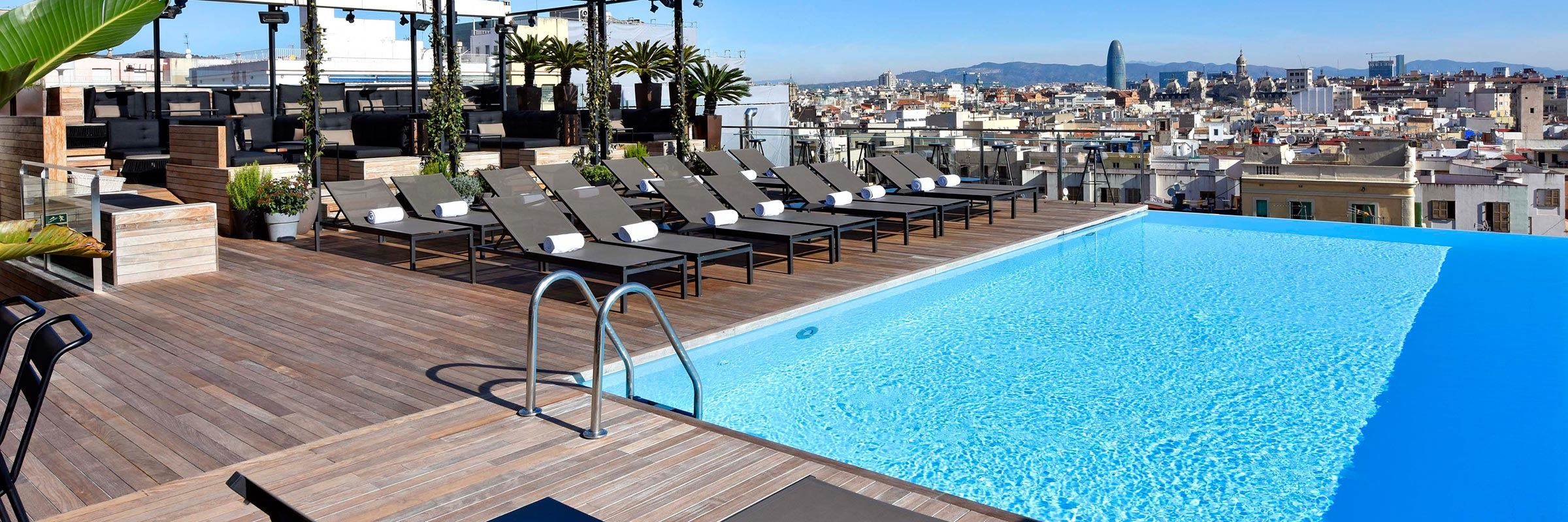 Grand Hotel Central Barcelona Grand Hotel Central Barcelona | Audley Travel