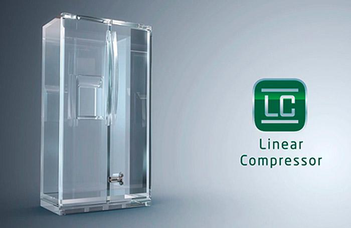 lg linear compressor