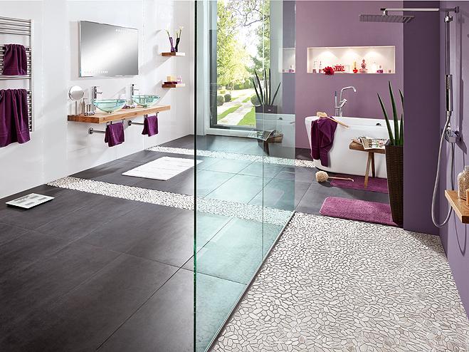 ... Ideen Für Private Wellness Oasen BAUHAUS   Badezimmer Bauhaus ...