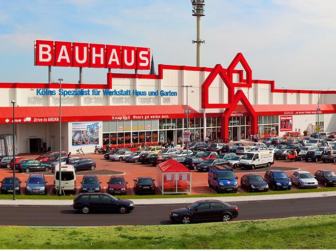 Unser Unternehmen stellt sich vor BAUHAUS - fassadenfarben fur hauser