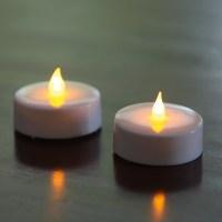 Maxi-LED-Teelicht (Wei, 2 Stk.) | 8485 - null | IDDL ...