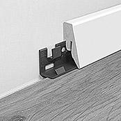 LOGOCLIC Sockelleiste K40 C Wei (2,6 m x 19 mm x 40 mm ...