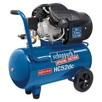 Scheppach Kompressor HC 52dc (2,2 kW/3 PS, 8 bar, 50 l ...