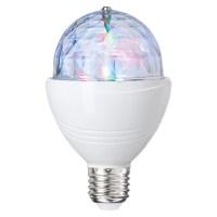 LED-Leuchtmittel Disco-Kugel (RGB-LED, 3 W, E27) | BAUHAUS