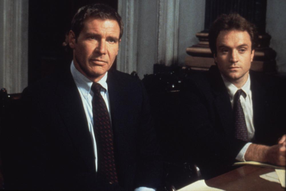 Harrison Ford Presumed Innocent - Fiveoutsiders - presumed innocent 1990