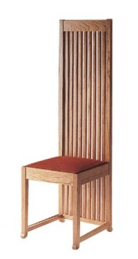Robie 1 Chair Frank Lloyd Wright - Bauhaus Italy