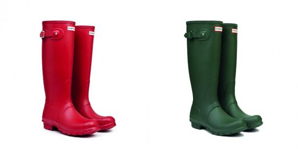 Fabulous Fashion For Rainy Days Beautie