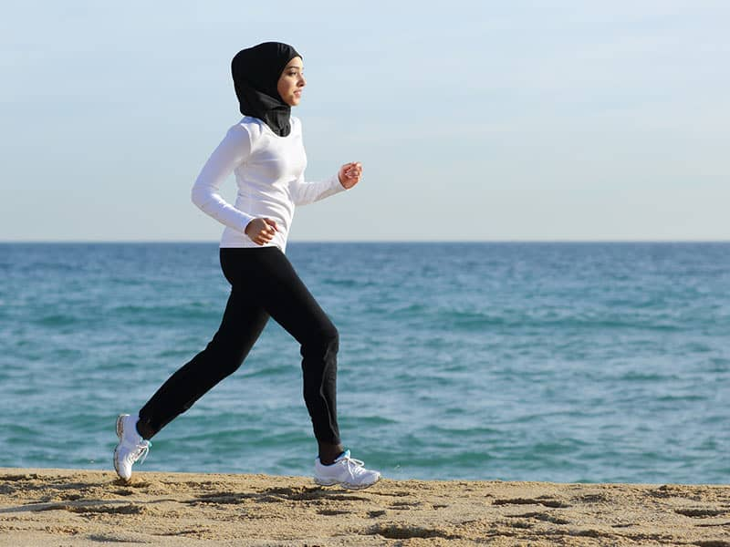 Hijab Wallpaper With Quotes Hijab In Sports Muslim Women Athletes Beliefnet