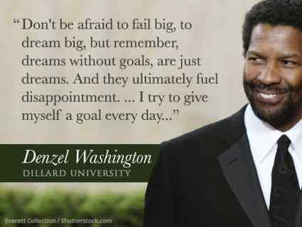 Denzel Washington Quote Wallpaper Inspiring Graduation Speech Quotes You Should Know