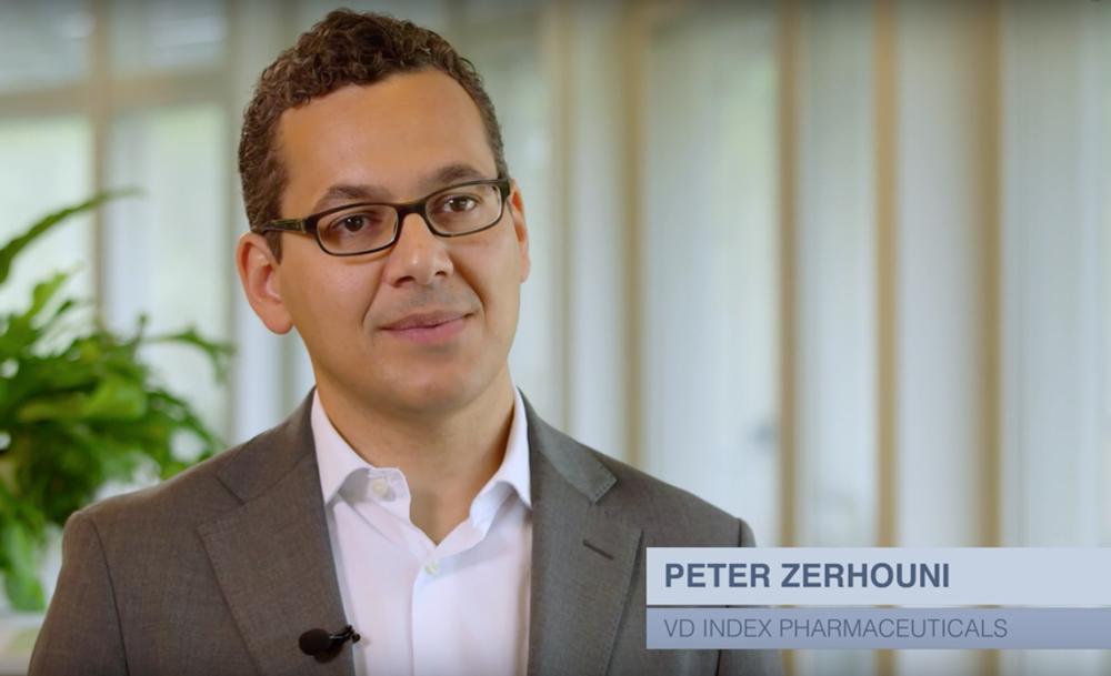 Ny videointervju med noteringsaktuella InDex Pharmaceuticals