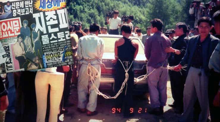 Chijon family: The Korean Cannibal Family