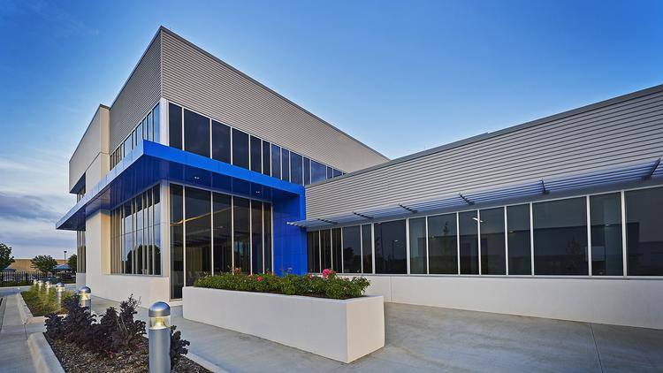 Digital Realty unveils latest data center addition to its Richardson