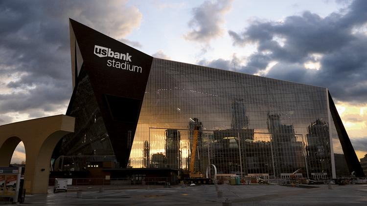 An inside look at US Bank Stadium (Photos) - Minneapolis / St