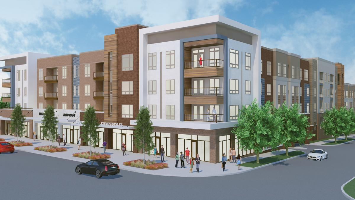 Mirror Inc Topeka Ks Mirror Image On Metcalf Epc Will Add 47m Avenue 81 Mixed Use