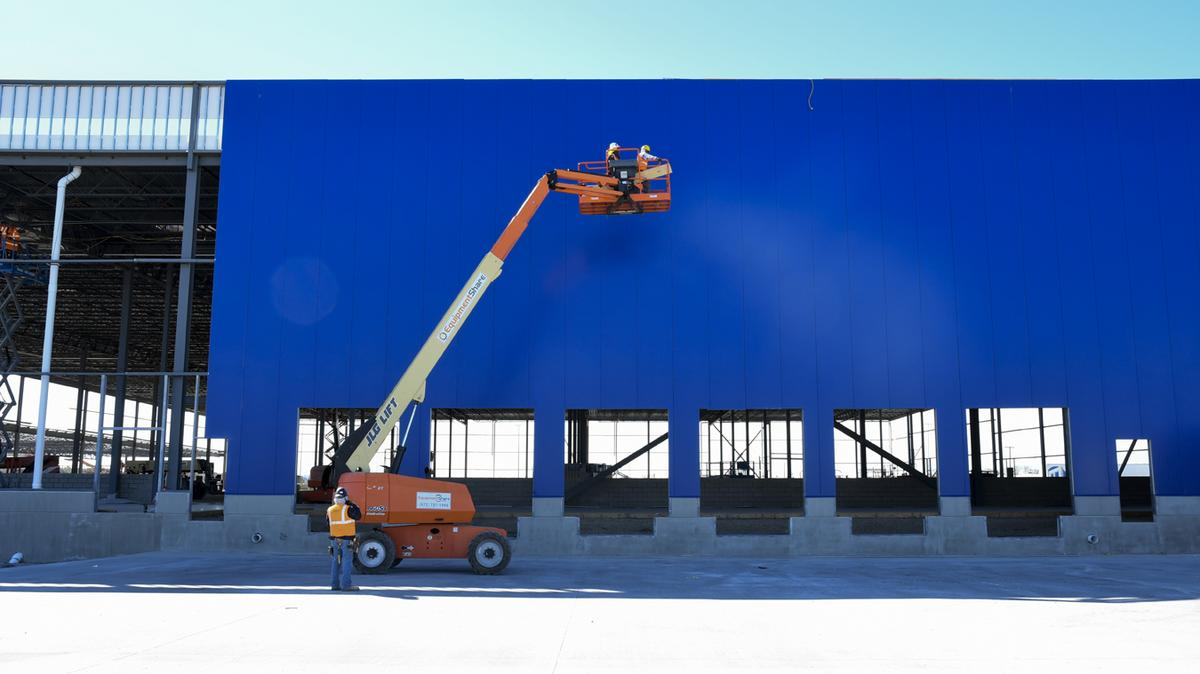 Ikea Frisco Get A Sneak Peek Of The Construction Of Ikea S Grand Prairie Store
