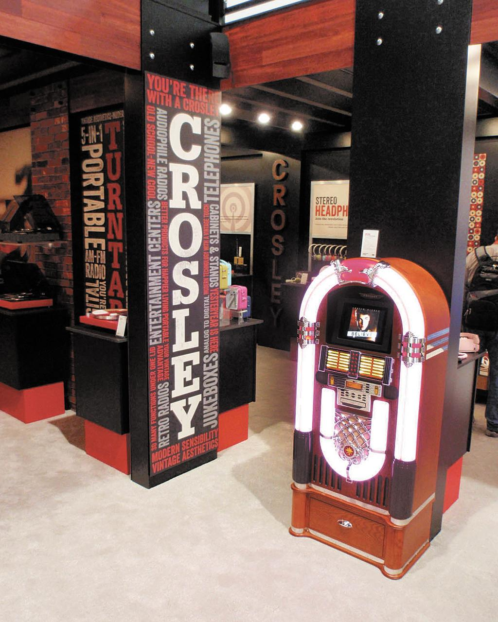 Crosley Radio Ces Is A Big Marketing Opportunity For Crosley Radio Louisville