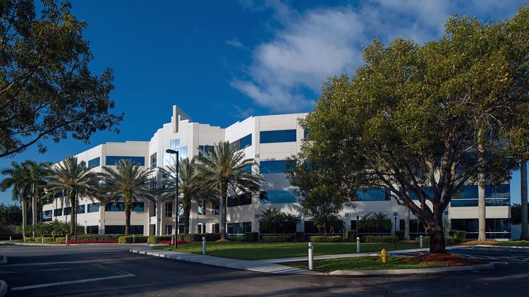 Allergan opens office in Sunrise, Hamilton Group Funding expands
