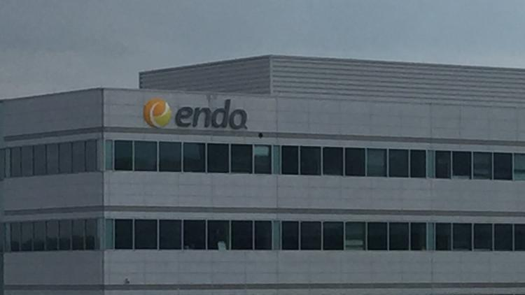 Endo International announces master settlement agreement for - master settlement agreement