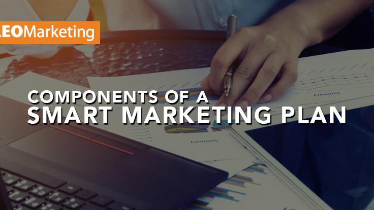 Components of a Smart Marketing Plan - Phoenix Business Journal - components marketing plan