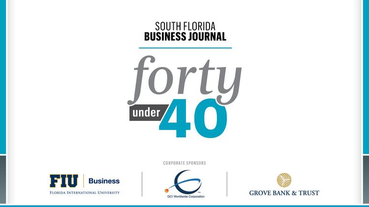 Spotlighting our 40 Under 40 Class of 2017 - South Florida Business