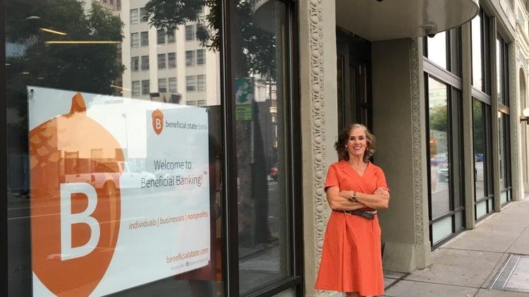 Beneficial State Bank shakes up leadership heading into Albina