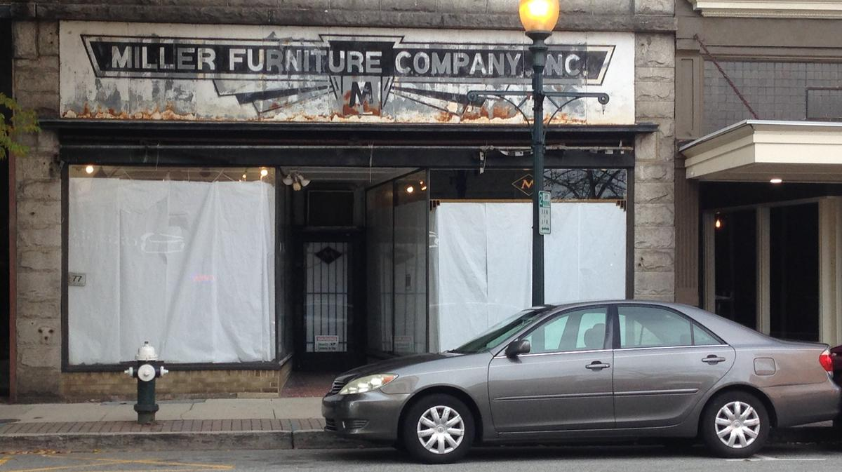Greensboro Nc Furniture Store Wrangler Will Open Pop Up Store Over The Holidays In Downtown