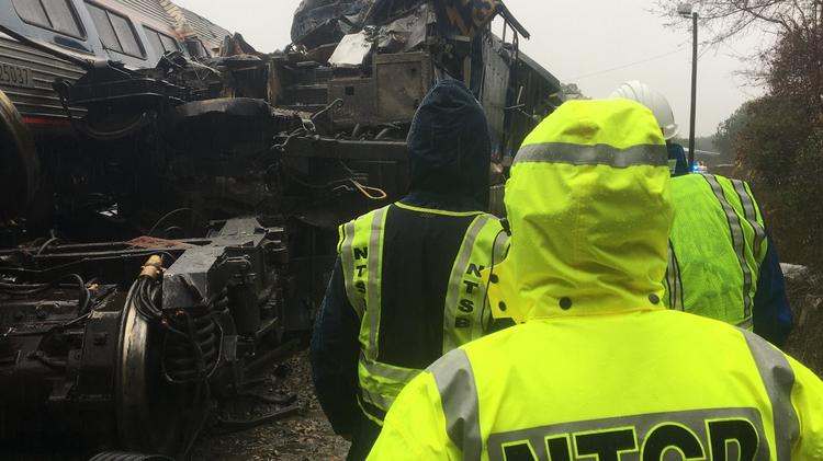 Incorrect information from CSX employee led to fatal Amtrak crash in