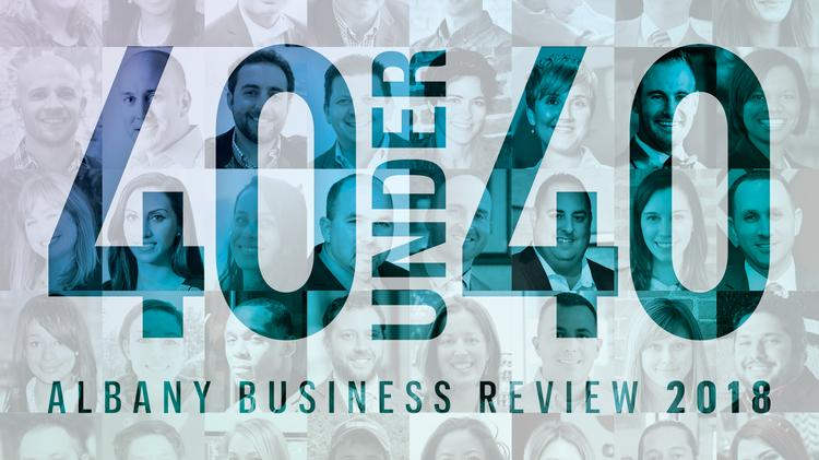 Meet the Albany Business Review\u0027s 40 Under 40 class of 2018 - Albany
