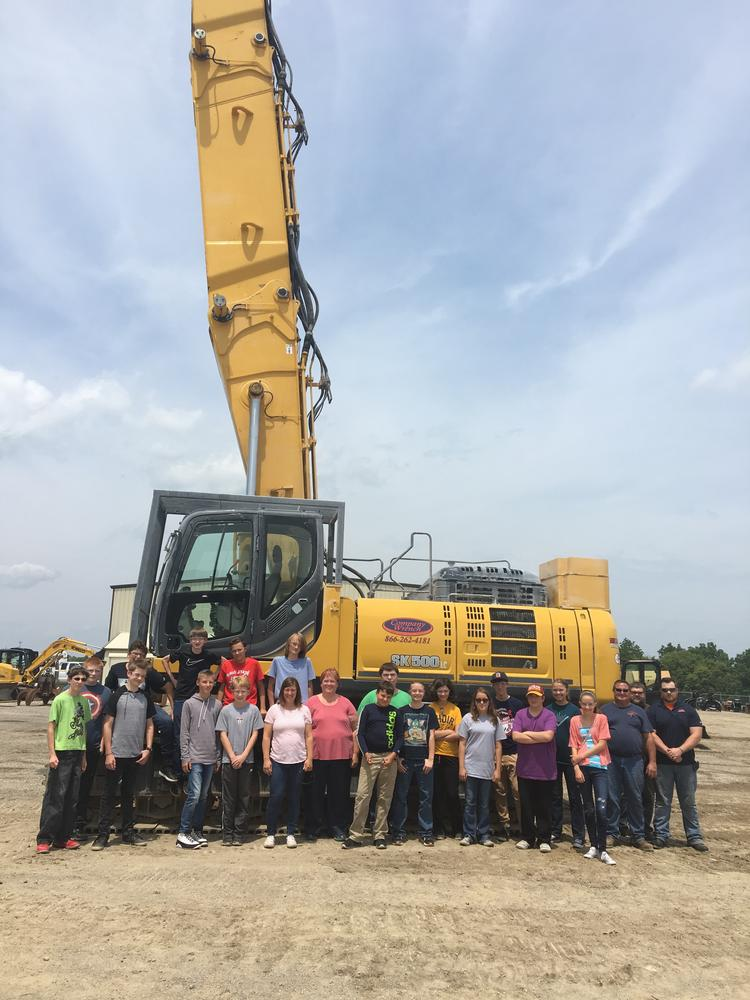Summer camp changes image of manufacturing jobs for teens - Columbus