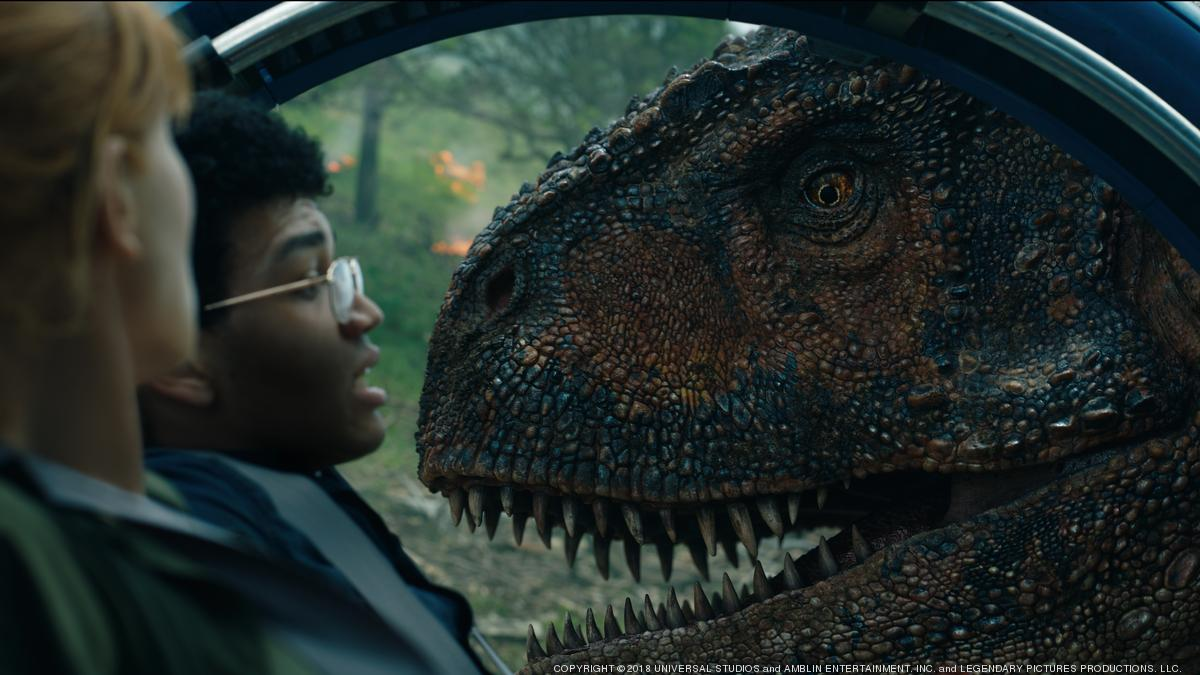 Box Office World Q2 Box Office Biggest Ever Thanks To Jurassic L A Biz