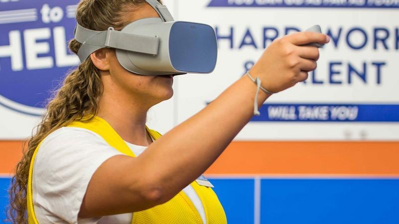 Walmart is bringing VR training to stores nationwide - Bizwomen