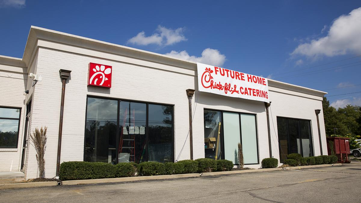 Resturant Stores Chick Fil A To Test New Prototype Stores Without Dining Rooms